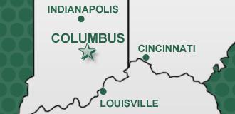 tri-state map